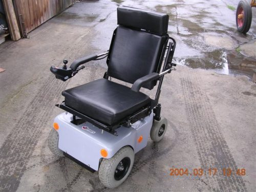 #75 – Power Chair by Ranger