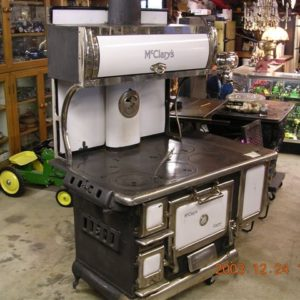 #84 -1920 COOK STOVE McCLARY