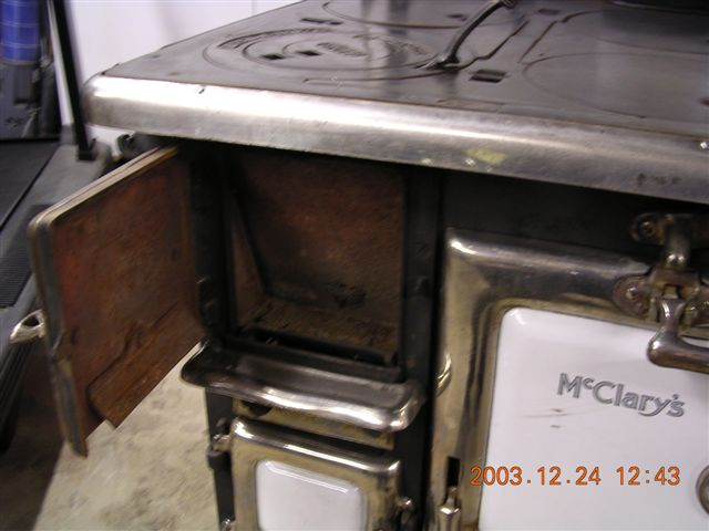 Pacific Rim Equipment >> #84 -1920 COOK STOVE McCLARY – UNIQUETIQUES™