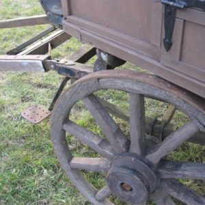 #94 – Horse Drawn Library Wagon