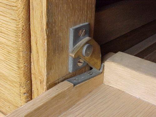 #11- 12 Drawer Libraco Oak File