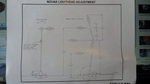 "#111 –Medical  Exam Light by ""Nova"""