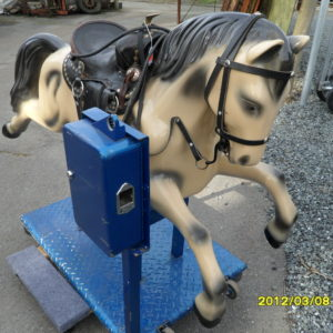 "#285 – Kiddy Ride ""Champion Horse"""
