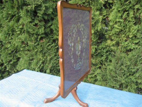 #57 – 1890's Victorian Tapestry Table